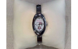 Orologio Hello Kitty cinturino e cassa acciaio