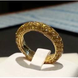 Riviere Eternity oro giallo