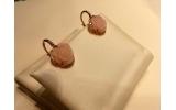 Orecchini Opale Rosa