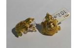 Orecchini Tartaruga Aztechi L.A. Cano