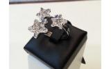 Anello in argento MyMara  3 Stelle