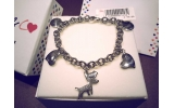 Bracciale Charms jack Russell