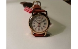Levi's watch medium plated