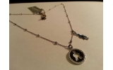 Collana bimbo argento