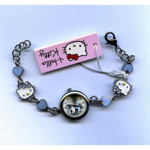 cerca autentico migliori marche originale più votato Orologio Hello Kitty bracciale azzurro - Acquista a 49,00 ...