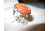 Anello Corallo piccolo